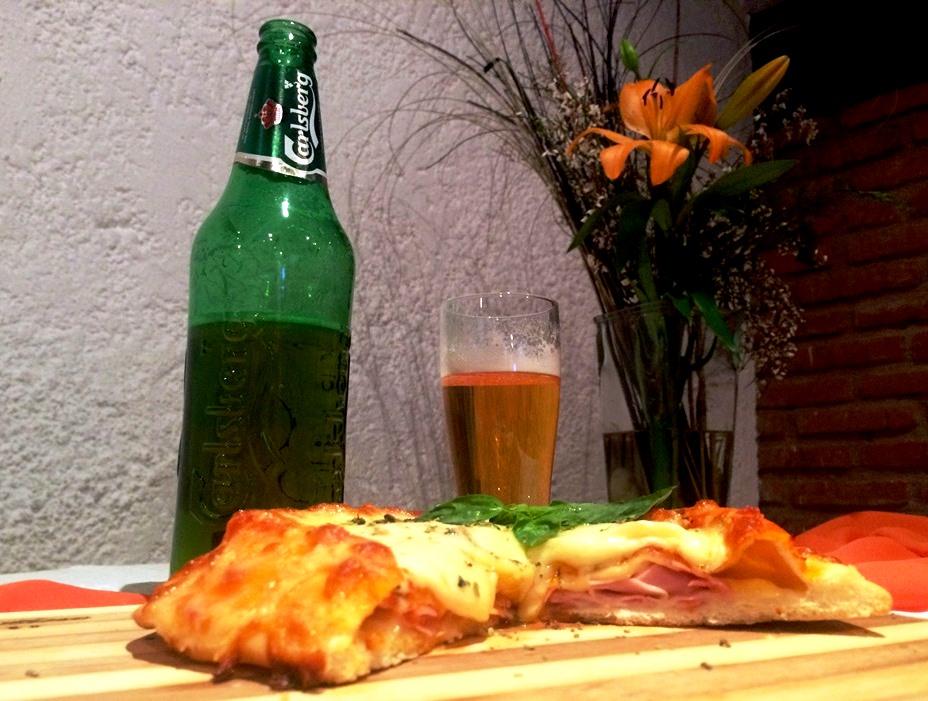 Pizzetas rellenas